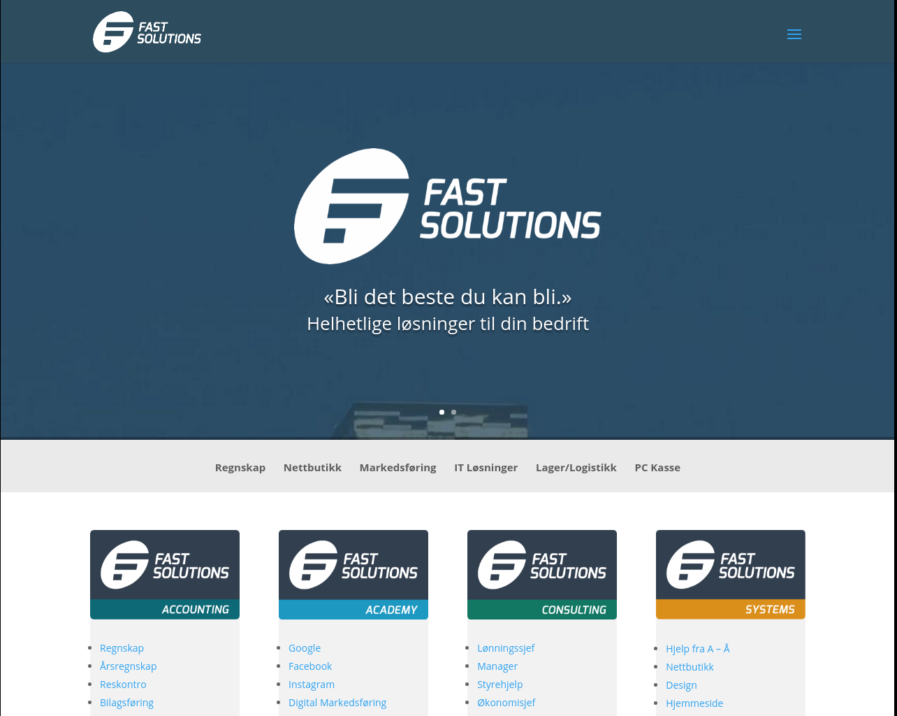 fastsolutions.no presentation