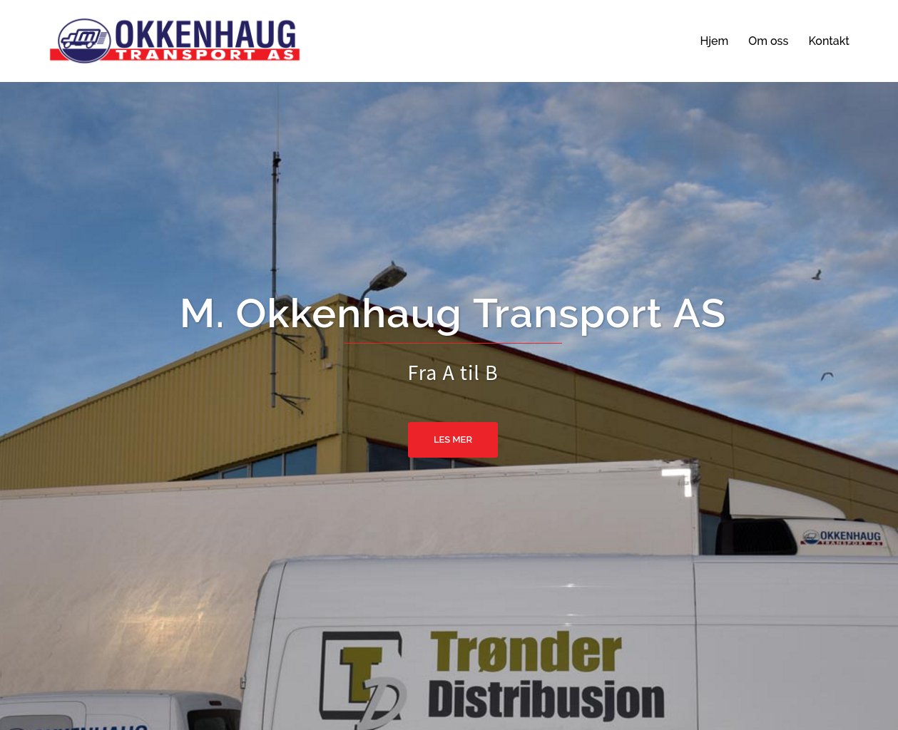 mokkenhaugtransport.no presentation